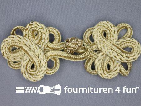 Brandenburger 90x38mm goud
