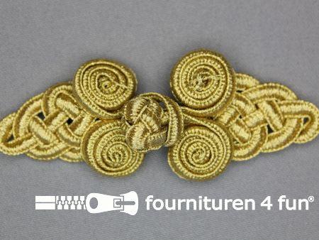 Brandenburger 91x32mm goud