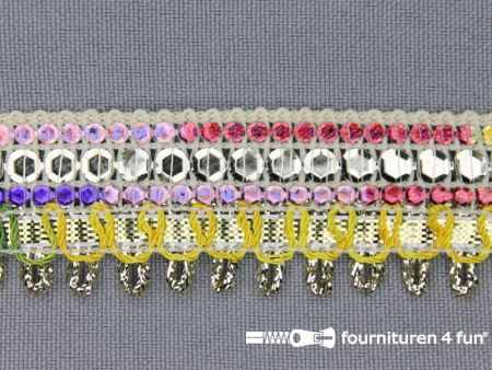 Party band 23mm multicolor