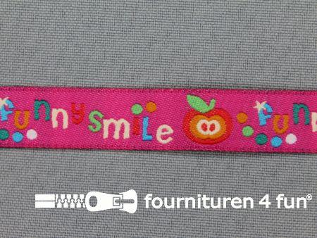 Kinderband 14mm funny smile