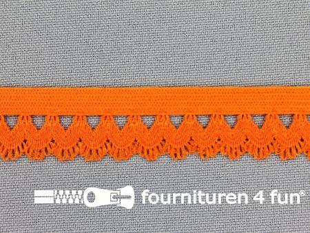 Elastisch kant 16mm oranje