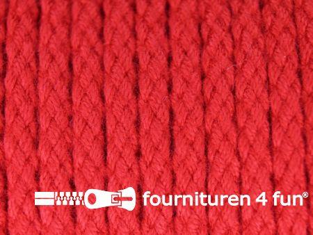 Jassen koord 4mm rood