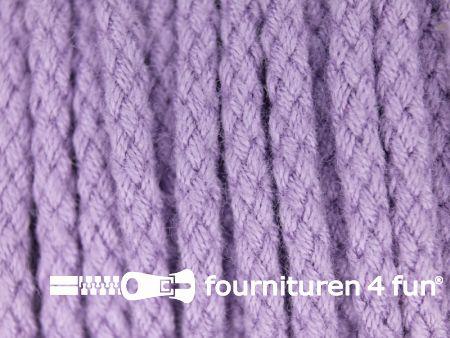 Jassen koord 4mm lila