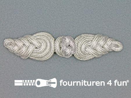 Brandenburger 25x120mm zilver