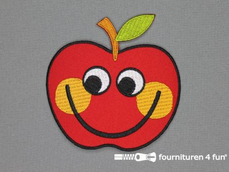 Kids applicatie 97x95mm appel