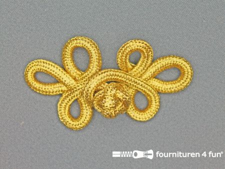 Brandenburger 35x95mm goud