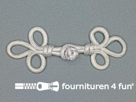 Brandenburger 55x160mm zilver