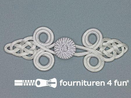 Brandenburger 60x210mm zilver