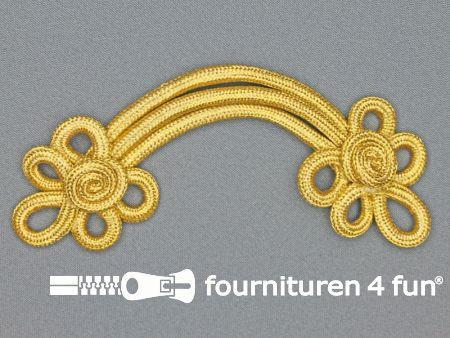 Brandenburger sierstuk 45x180mm goud