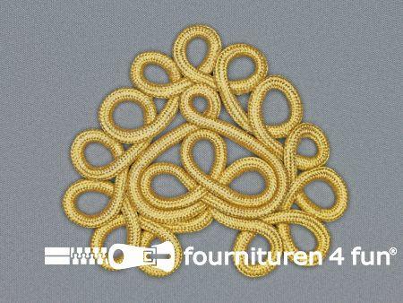 Brandenburger sierstuk 100x115mm goud