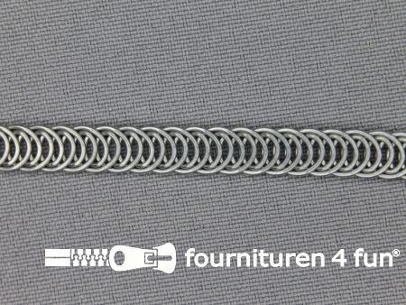 Baleinenband 7mm metaal spiraal
