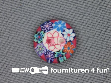 Ibiza knoop 15mm multicolor