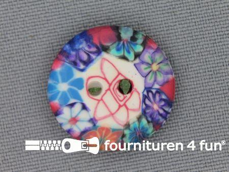 Ibiza knoop 21mm multicolor