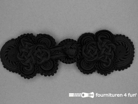 Brandenburger 50x155mm zwart