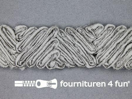Design band 21mm grijs