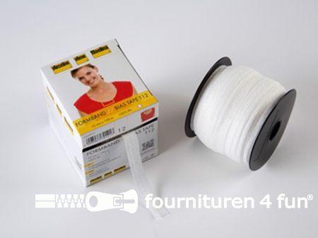 Vlieseline® Vormband 12mm wit 100 meter rol