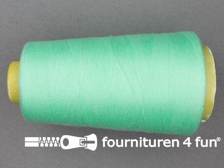 100% polyester Lockgaren 40/2 mint groen