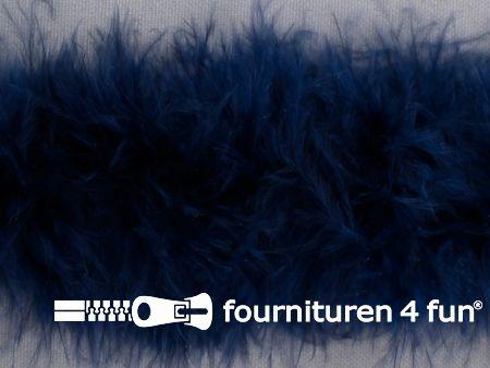 Maraboe donker blauw