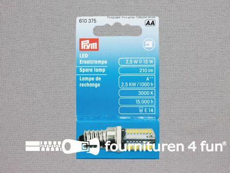 Prym LED reservelamp voor naaimachine schroef 2.5W - 610375
