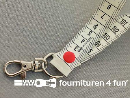 Hoechstmass® – keycord - lintmeter met karabijnhaak